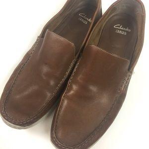 Men's Brown Clark's Loafers 👞